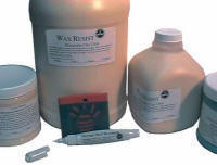 Minnesota Clay's Wax Resist